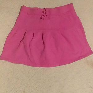 Pink GAP skirt